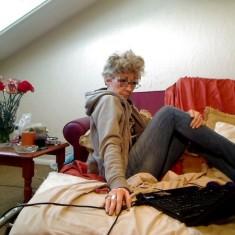 Femme mure 65 ans qui a envie de sexe