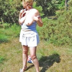 Femme Cougar Caen cherche baise extérieur dans les bois
