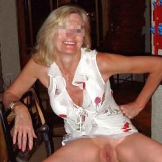 Valence et drome : blonde de 50 ans cherche bel étalon black