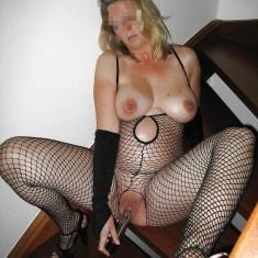 Milf blonde divorcée cherche plan sexe hard